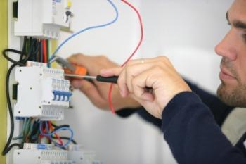 Монтаж электрической проводки